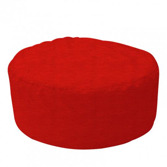 ШАЙБА микровелюр красный 028