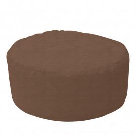 ШАЙБА микровелюр молочный шоколад 019