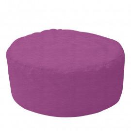 ШАЙБА микровелюр розовый 025