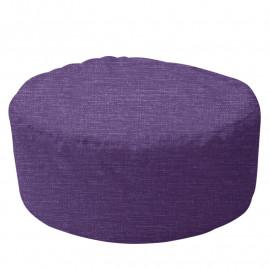 ШАЙБА рогожка фиолетовый 1D