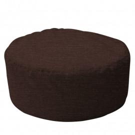 ШАЙБА рогожка темно-коричневый 15D