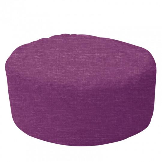 ШАЙБА рогожка темно-розовый 17D