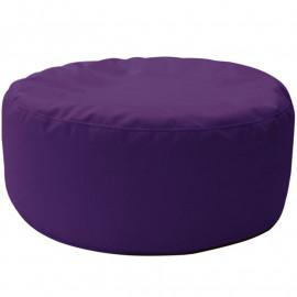 ШАЙБА велюр бархатистый фиолетовый э-27