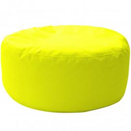 ШАЙБА велюр бархатистый ярко-желтый э-22