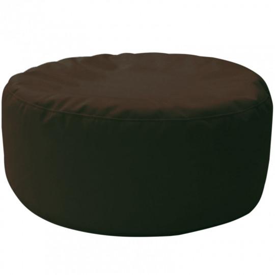 ШАЙБА велюр бархатистый темный шоколад э-16