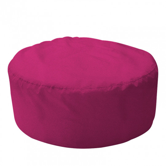 ШАЙБА велюр с текстурой розовый ф-541