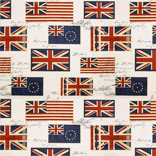 ШАЙБА жаккард флаг